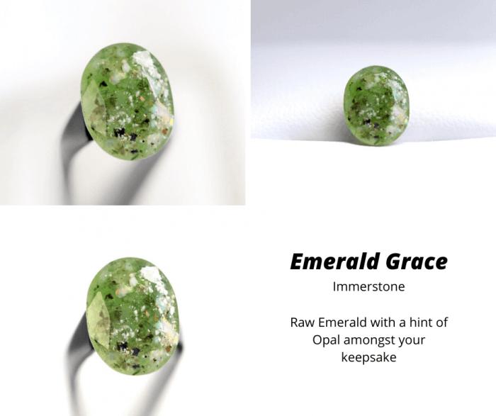 Keepsake-Emerald Grace