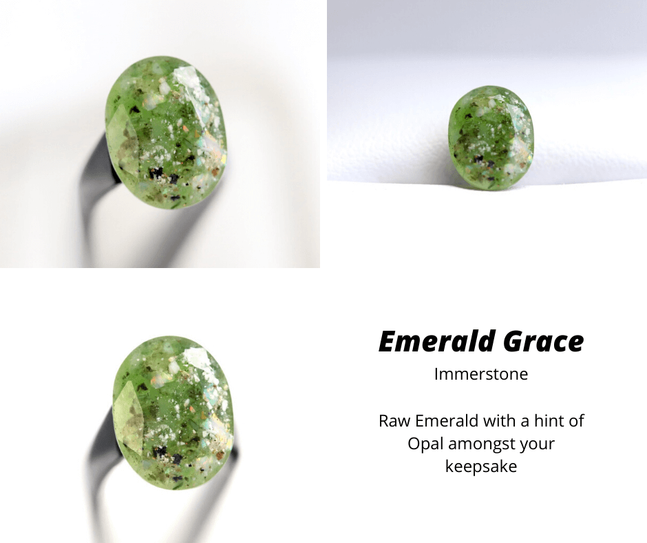 Keepsake-Emerald Grace