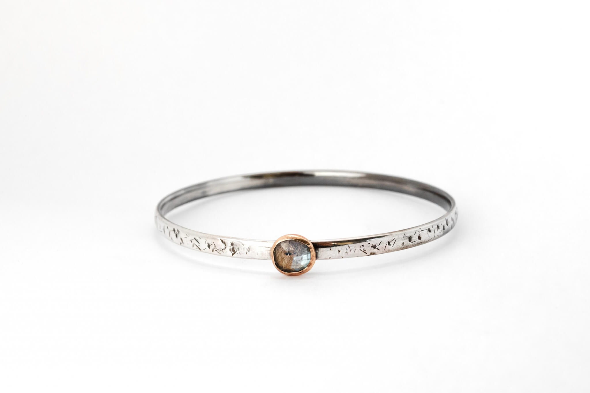 Organic-styled-memorial-bangle