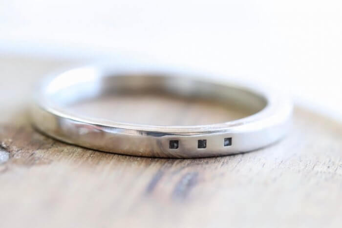 Ashes-infused-into-Minimalist-Ring