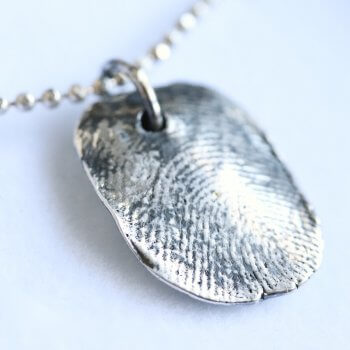 Fingerprint-Pendant