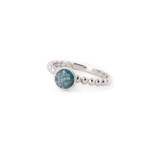 AMARI immerstone memorial ring