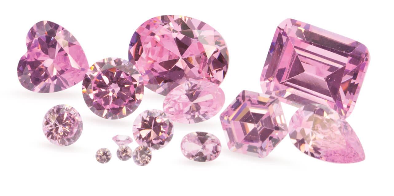 CZ-pink